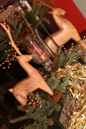Holiday HOme Tour, We participated in our local home tour this year...whew...I have been doing Christmas since Halloween!  Lots of work....but lots of fun!, Dining room tablescape  , Holidays Design