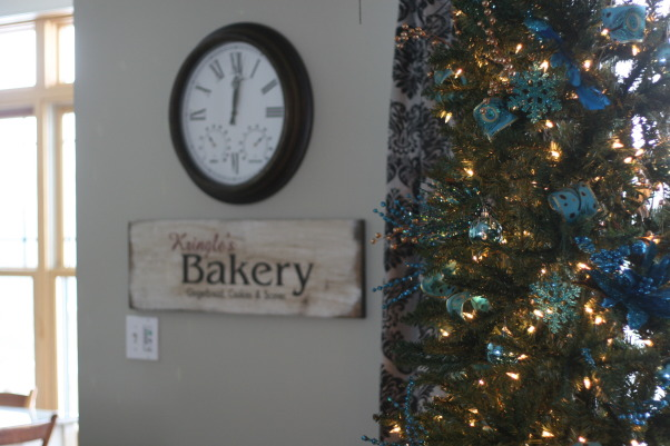 Holiday HOme Tour, We participated in our local home tour this year...whew...I have been doing Christmas since Halloween!  Lots of work....but lots of fun!, Handmade sign by my sister  , Holidays Design