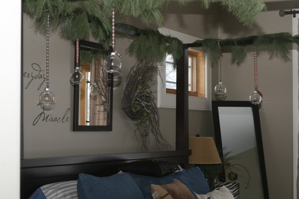 Holiday HOme Tour, We participated in our local home tour this year...whew...I have been doing Christmas since Halloween!  Lots of work....but lots of fun!, Bedroom inspired by Pottery Barn  , Holidays Design