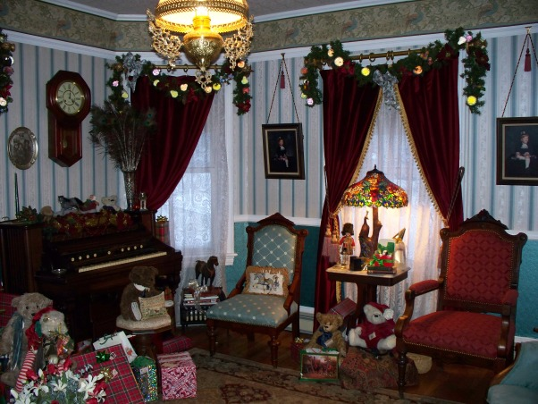 turn of the century christmas, teddy bears are some of my favorite things, Holidays Design