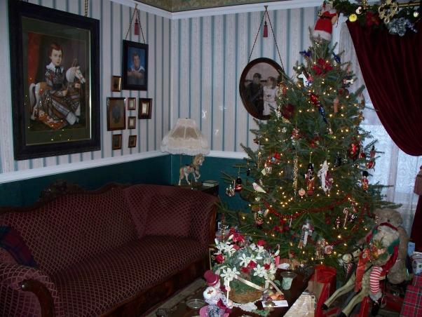 turn of the century christmas, Holidays Design