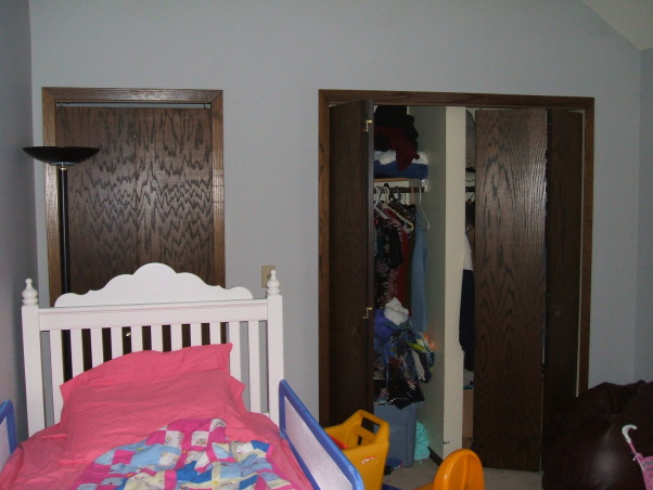 GO GO GIRLIE, Clients 4 yr old girls bedroom - 500.00 budget!  Hope you can see better with these photos!, before, Girls' Rooms Design