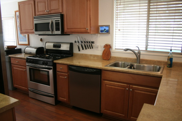 Information about rate my space questions for for Mobile home kitchens pictures