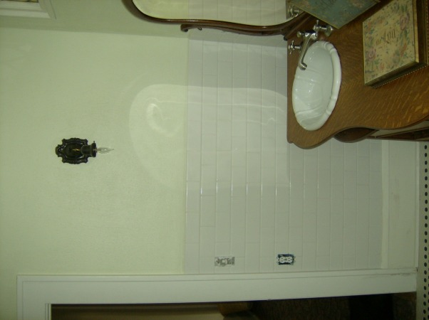 Renovation of 1930's Bathroom, 1930's Bathroom...out of date....upstairs bath..., Vanity Sink   , Bathrooms Design