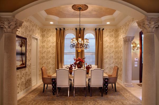 Formal Dining Room, Formal Dining Room at Jupiter Residence, Dining Rooms Design