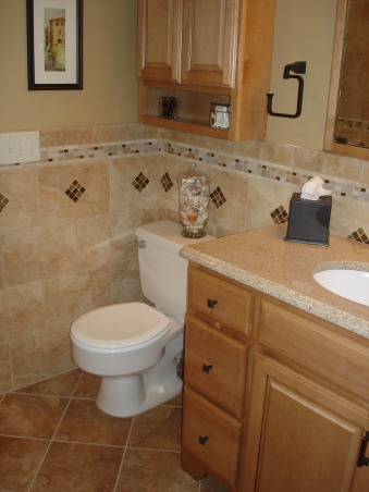 Information about rate my space questions for - How much for small bathroom remodel ...