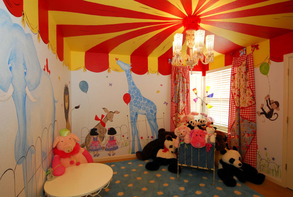 Information about rate my space questions for for Circus themed bedroom ideas