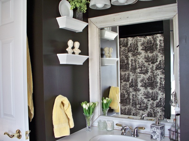 Back to black, Master bathroom, Bathrooms Design