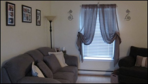 Teeny-Tiny Living Room, Wall  , Living Rooms Design