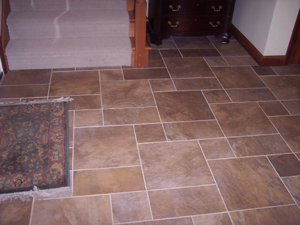 Foyer Tile Floor Designs : Information about rate my space questions for hgtv
