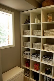 Our Laundry & Mudroom, Our newly renovated laundry and mudroom., Other Spaces Design