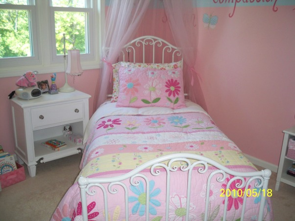 My 6 year olds inspirational bedroom , Girls' Rooms Design