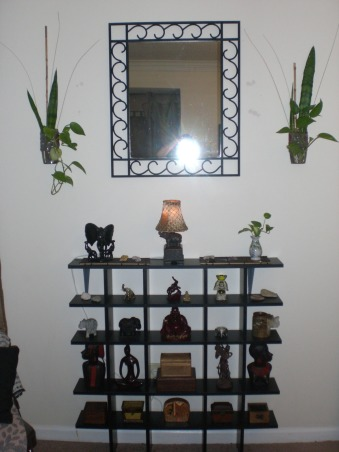Massage studio and office, This is my in home massage studio and office, Other Spaces Design