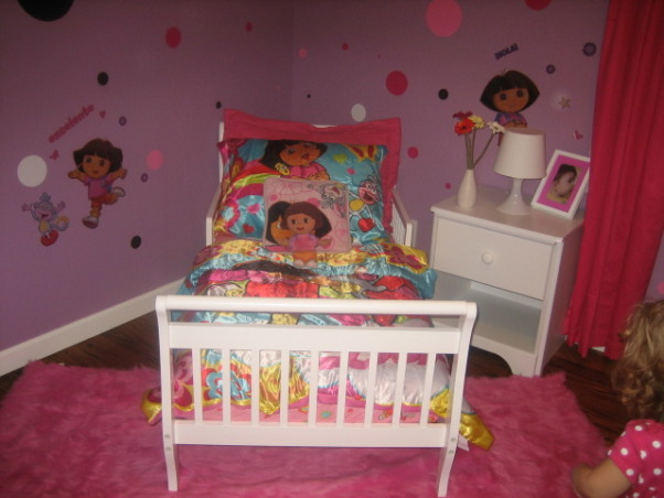 Information about rate my space questions for for Dora the explorer bedroom ideas