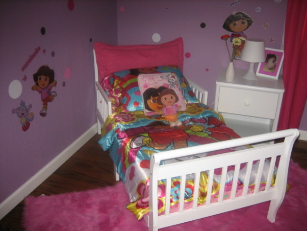 Information about rate my space questions for for Dora themed bedroom designs