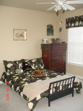 Information about rate my space questions for for Boys army bedroom ideas