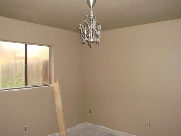 Guest Bedroom, Guest Bedroom Remodel, Fresh paint and new light fixture , Bedrooms Design