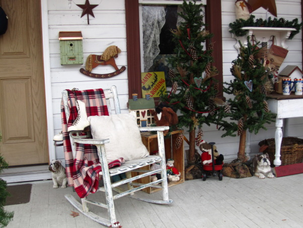 Country Christmas Decorations For Front Porch : Information about rate my space questions for hgtv