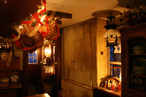 Primitive Old Fashion Christmas, Sense we last posted pics here we have changed a few things around, got rid of a few things and drug a few things out of the attic.  With decorating for Christmas we thought we'd share the changes.  , Kitchens Design