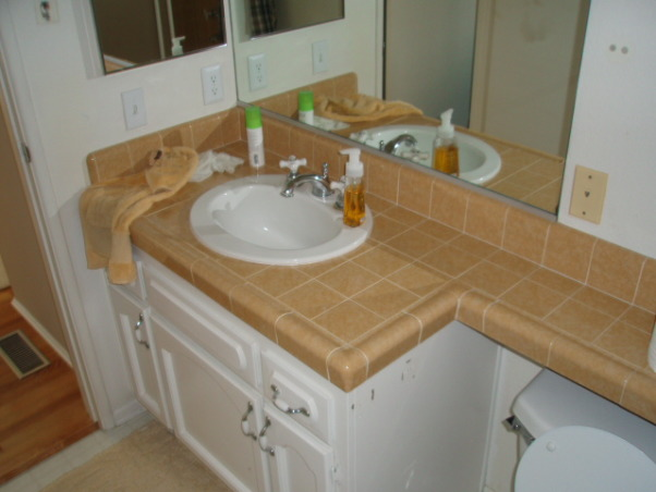 is my small 5x9 bathroom that i remodeled before bathrooms design