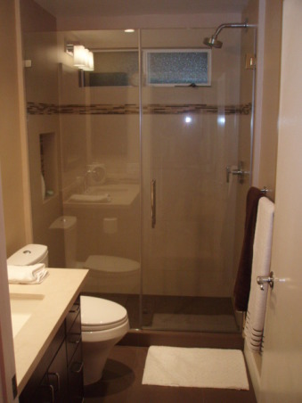 My Bathroom, This is my small 5x9 bathroom that I remodeled., After #1, Bathrooms Design