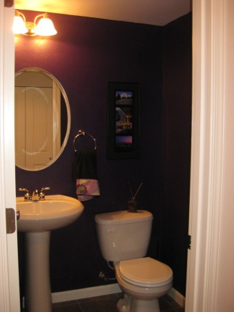 Information about rate my space questions for for Deep purple bathroom ideas