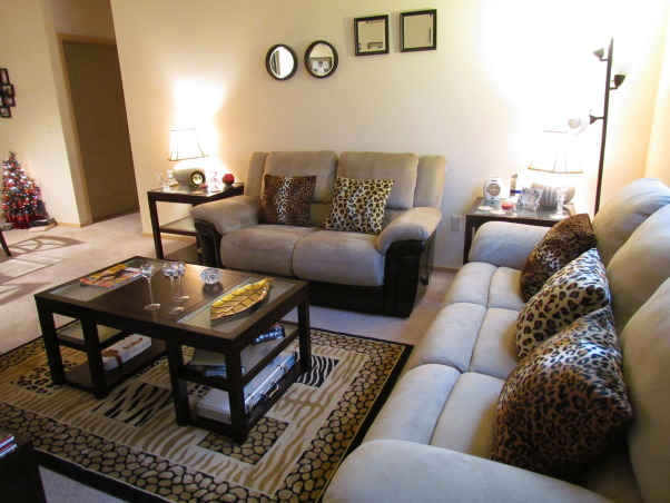 Information about rate my space questions for for Animal print living room decorating ideas