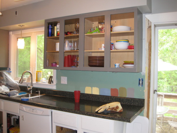 Cheap makeover kitchen, before, Kitchens Design
