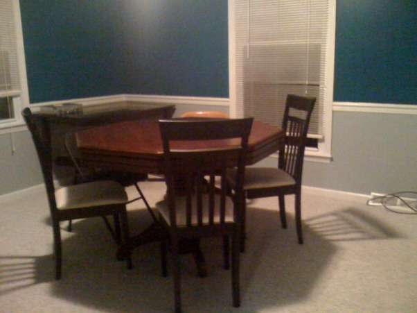 Game Room, poker room,, Poker and pool table rooms before and after. , Dining table top.        , Boys' Rooms Design