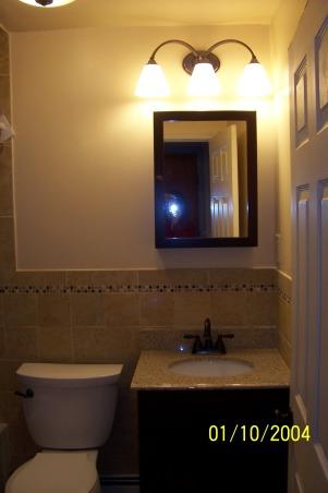 5 x 7 bathroom, done:), Bathrooms Design