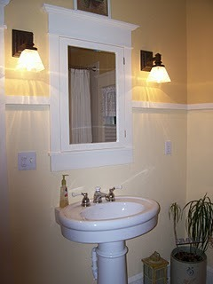 Restored 1900's bathroom, Our main bath that was distroyed when the previous owners remodeled in the 1950's. We restored it to its deserved glory., Bathrooms Design