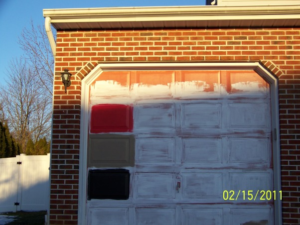 Information about rate my space questions for - Garage door painting ideas ...