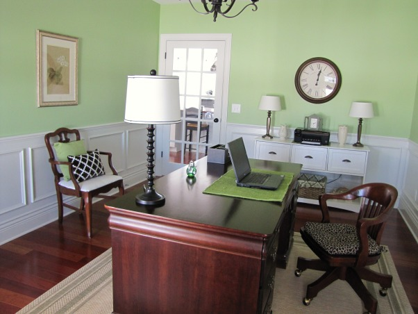 Original Den  5 Clever Ideas For Home Offices  Home Office Ideas  Decorating