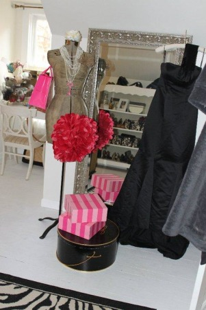 Boutique dressing room, Shabby chic girly dressing room, Other Spaces Design