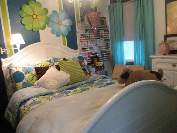 Tessa's new room, new updated and redecorated bedroom for my 10 year old big girl, Girls' Rooms Design
