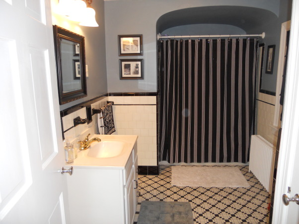 Information about rate my space questions for for 1940s bathroom decor