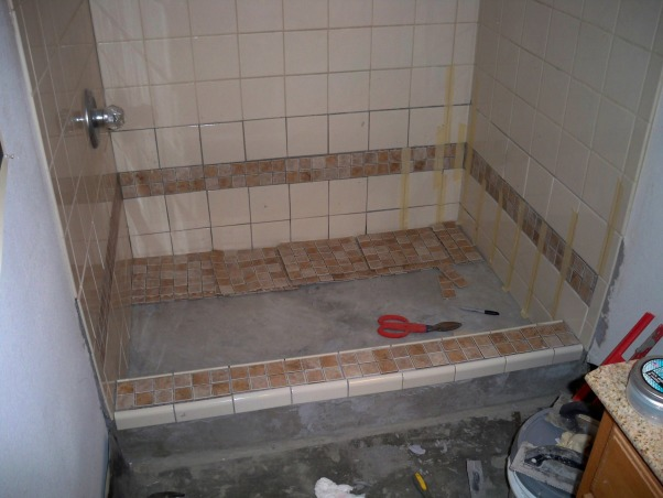 mobile home bath remodel bathroom nr2 installing tile bathrooms