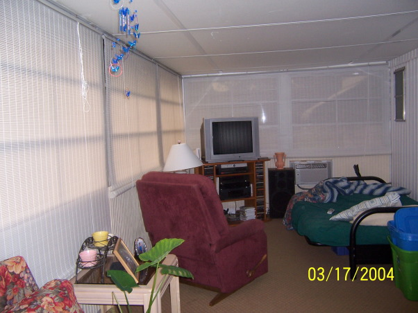 Mobile Home Florida Room Insulation Windows