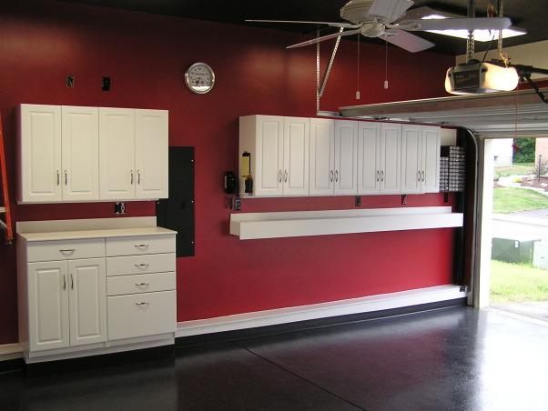 Is that a Garage or a Corvette Shop?, Garages Design