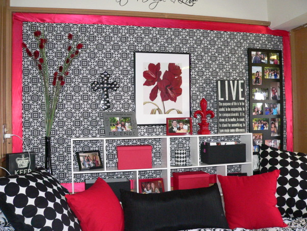 Decorating Ideas > Information About Rate My Space  Questions For HGTVcom  ~ 183425_Texas Tech Dorm Room Ideas