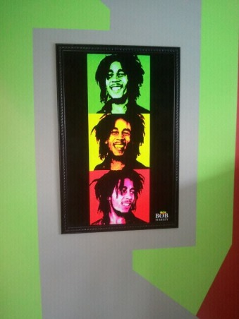 Teen Bedroom, Rasta Room, Bob Marley,Rasta teen room , Boys' Rooms Design