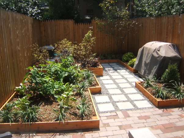 Information about rate my space questions for for Garden design back issues