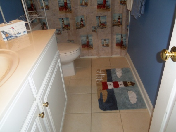 LIGHTHOUSE, LIGHTHOUSE, MY SON'S BATHROOM .SIMPLE AND EASY!  , Bathrooms Design