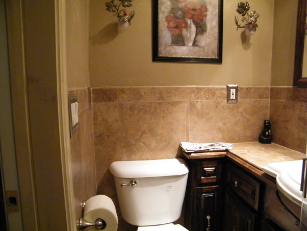 Information about rate my space questions for for Very small master bathroom ideas