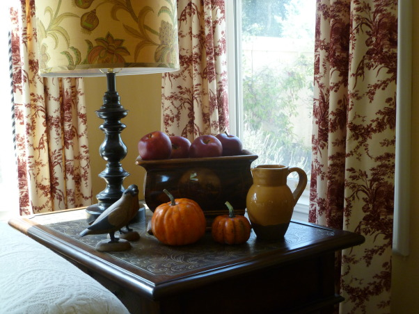 Autumn Living Room, It is time for fall!  I have changed out the living room decor for autumn.  Enjoy!, The colors of fall.          , Living Rooms Design