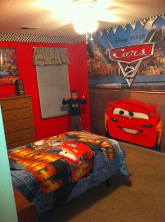 301 moved permanently for Disney cars bedroom ideas