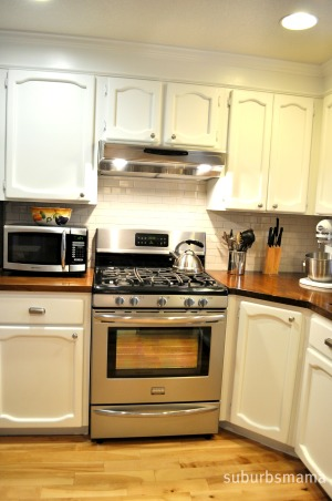 Our Kitchen, We remodeled our kitchen with a budget of $3,500. we did not exceed it. Take a look at the before picture.   We did all the work ourselves. I love my new kitchen. , Kitchens Design