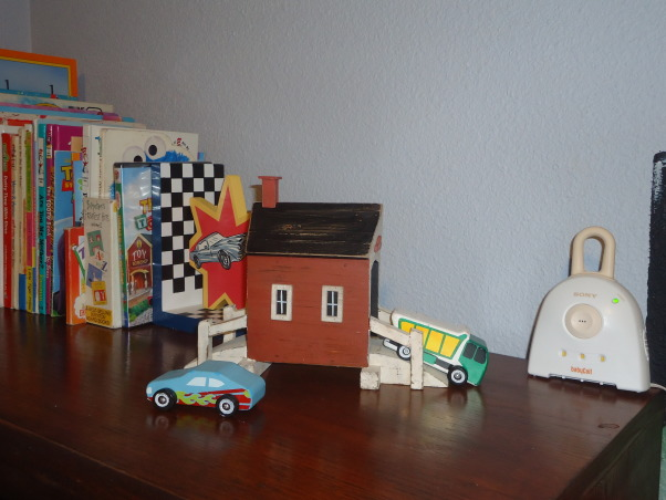 fire truck and city style, My 2 year olds big boy room, On top of his the armoire., Boys' Rooms Design
