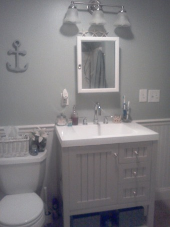 Cape Cod Bathroom Our Recently Renovated Bathroom This Is Our First