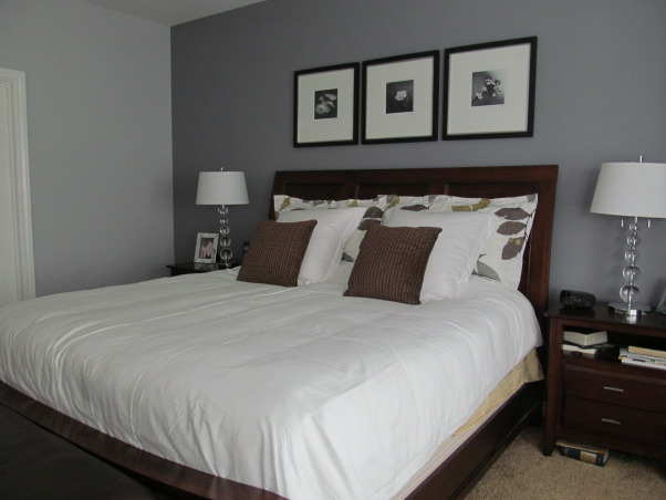 Information about rate my space questions for hgtv Brown and green master bedroom ideas
